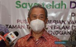 Muhyiddin describes meeting with Perikatan leaders on Wednesday (Aug 11) as 'normal'