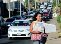 Nicaragua paper says it can no longer do print editions, blames government