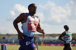 Athletics-Olympic silver medallist Ujah suspended after doping test