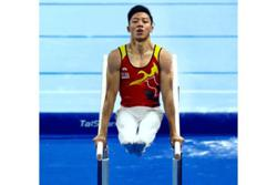 Shu Liang has clear plans to up the level of our gymnasts