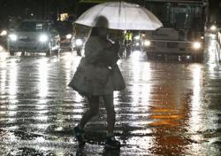 Japan issues highest risk alerts in Hiroshima due to torrential rains
