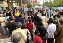 Inform police of overcrowding at PPVs, says Bukit Aman