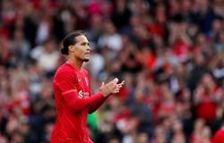 Liverpool defender Van Dijk signs new long-term deal