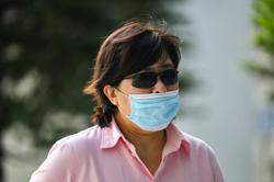 Singapore woman caught on video not wearing a mask expected to plead guilty on Sept 6