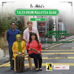 Stream time: a play about Malaysia to wayang kulit for beginners