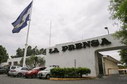 Nicaraguan police raid La Prensa newspaper, charge directors with fraud