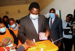 Zambian president declares general elections 'not free and fair'