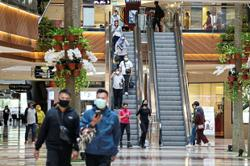 Malls reopen for vaccinated shoppers