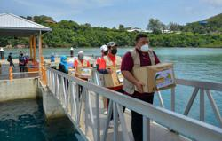 Pulau Redang residents fish, sell kueh to put food on the table during the pandemic