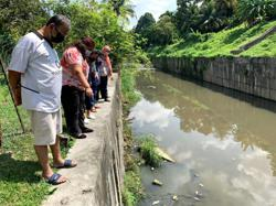 Factory linked to Sg Penchala pollution to help to clean up river, irrespective of who's to blame