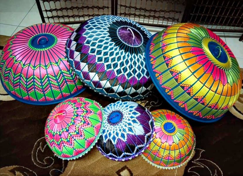 The Artisans Haven has helped to introduce and promote my tudung saji to a wider audience, says Nurul Asdiana Mohd Ariff. Photo: Tudung Saji Che Ton