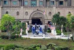 DPM, ministers arrive at Perdana Putra for special Cabinet meeting