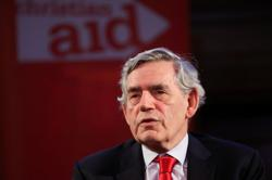 Emergency vaccine summit needed to help Africa, says UK's ex-PM Brown