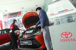 Vehicle sales to pick up in August as showrooms open