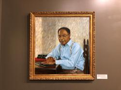 Late US author Alex Haley honoured by Maryland city on 100th birthday