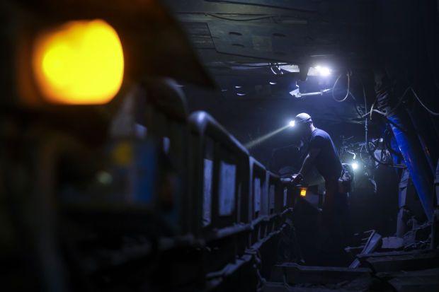 File pic shows a coal mine in Bosnia. - Reuters