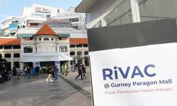 Mall begins RiVAC programme for workers in retail industry