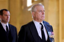 Prince Andrew 'a person of interest' in Epstein probe - source