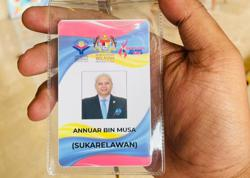 Annuar Musa continues to serve as volunteer after resigning as FT Minister