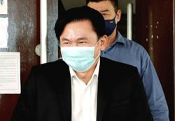 CCTV recordings did not tally with real time, witness tells court in Paul Yong rape trial