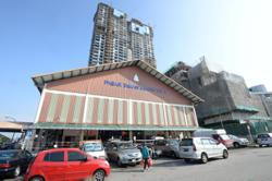 Taman Megah Market in Petaling Jaya closed until Aug 20 due to Covid-19 cases