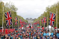 Athletics-London Marathon scheduled for October again in 2022