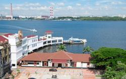 Ferry terminal ready to serve more passengers