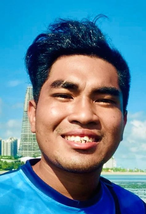 Irfan says Kelab Alami works closely with local fishermen from Gelang Patah to compile information on dugongs.