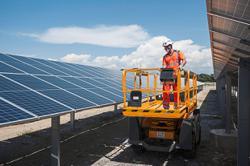 European Union solar power generation hits record high