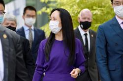 Huawei CFO's U.S. extradition hearings in Canada end, date for ruling coming Oct. 21