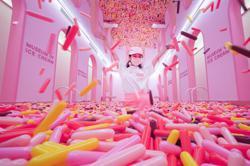 Instagram sensation Museum of Ice Cream opens in Singapore