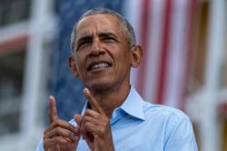 After delays, construction on Obama Center begins in Chicago
