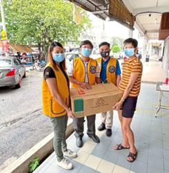 Lions Club continues doing good during pandemic