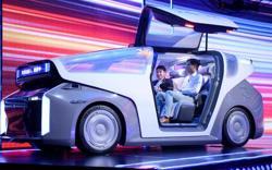 Baidu reveals its maximally autonomous robocar