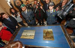 Italian fugitive connected to stolen Van Gogh paintings arrested