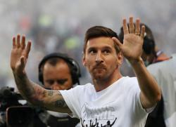 Lionel Messi launches 'Messiverse' NFT crypto art collection