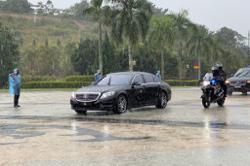 Special meeting of Malay Rulers at Istana Negara concludes