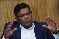 Opposition will serve as effective check and balance against new government, says Saifuddin