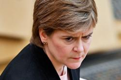 Scotland's power-sharing deal gives pro-independence majority