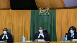 Kenyan appeals court upholds order to halt president's constitutional changes