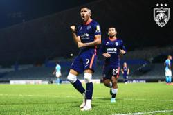 JDT march closer to Super League title after beating PJ City