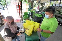 Sticking to takeaways until durian season ends