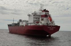 Norway-registered tanker detained for illegal anchoring off Sekinchan