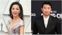 Michelle Yeoh introduces chilli crab to 'Shang-Chi' co-star Simu Liu