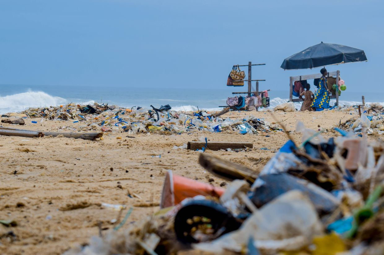 Even though it is obvious that most of our environmentally destructive habits, like contaminating seas and oceans with plastic are accelerating environmental disaster, humans as a whole are not inclined to do anything about it. — LUCIEN WANDA/Pexels