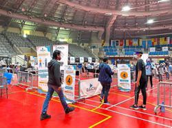 Education hub turns venue into PPV