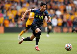 Soccer-Bento names Spurs' Son in Korean squad despite injury concerns