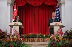 PM Lee Hsien Loong, US Vice-President Kamala Harris hail robust, enduring Singapore-US partnership