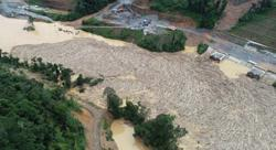 Sarawak Energy denies Baleh River logjam caused by clearing works at dam project