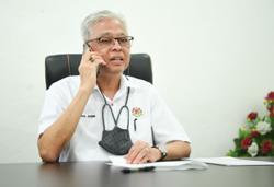 PM Ismail Sabri receives congratulatory call from Jokowi